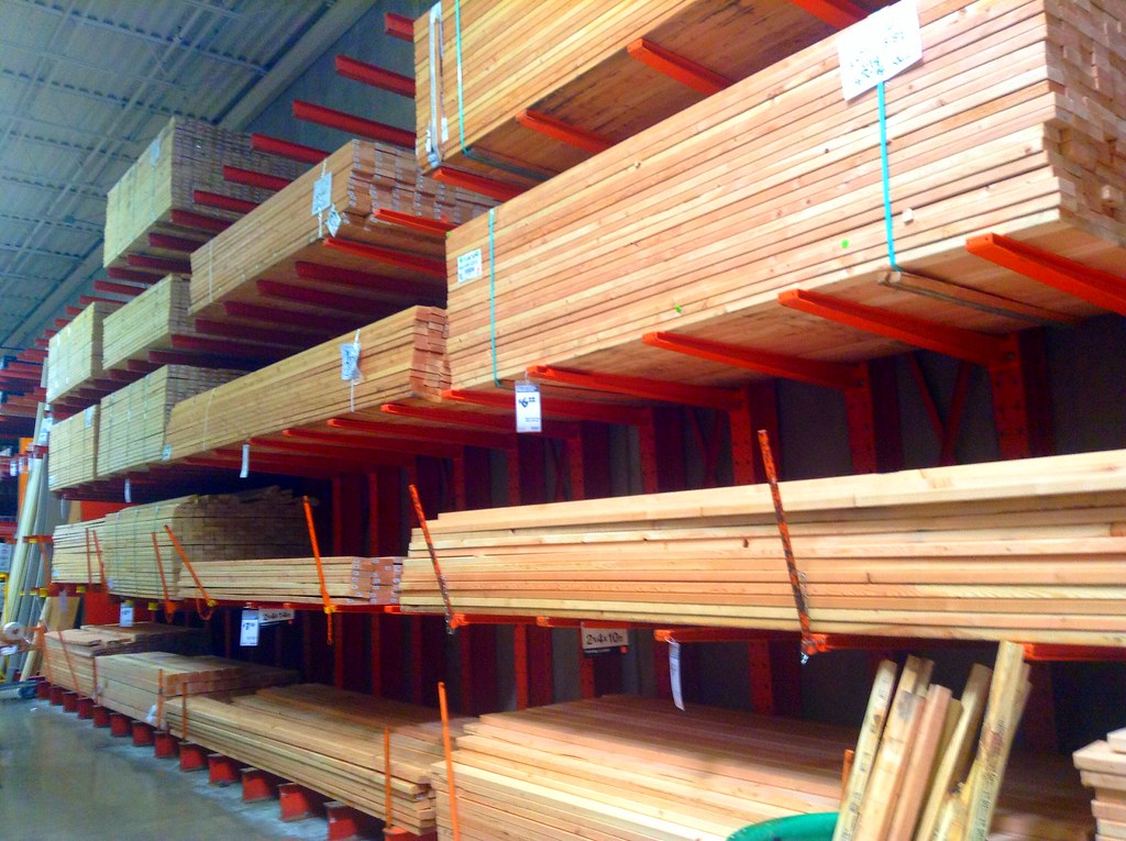 Treated lumber used to contain arsenic
